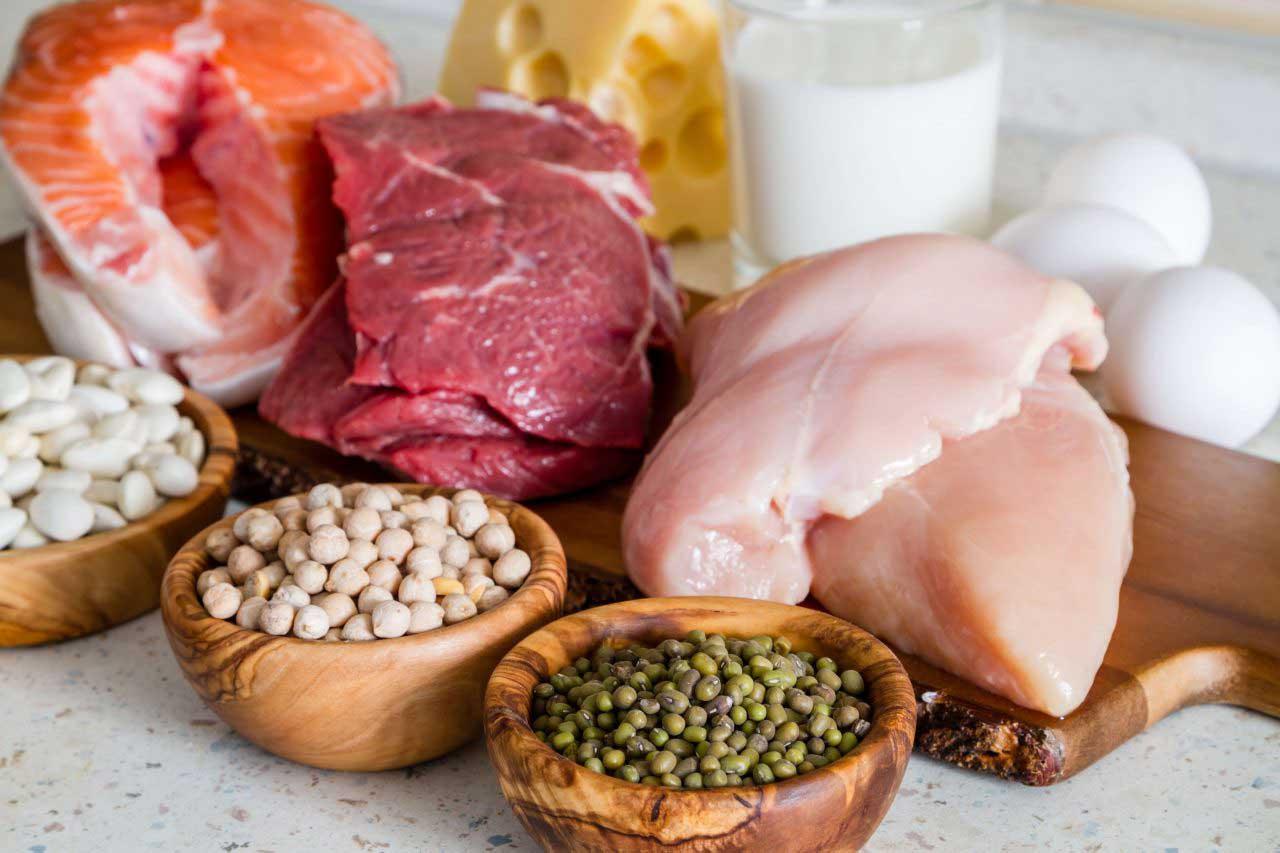 タンパク質の取れる食べ物