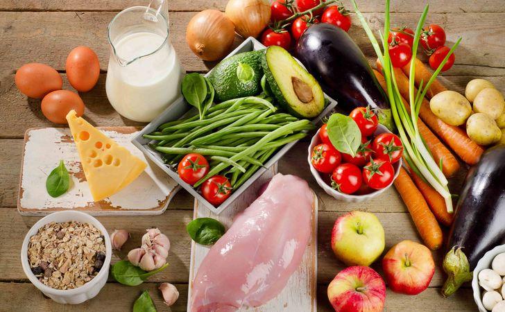 栄養素が豊富な食べ物