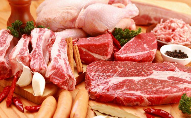 色んな種類のお肉
