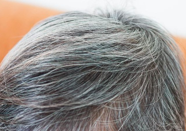 白髪改善効果のある食べ物