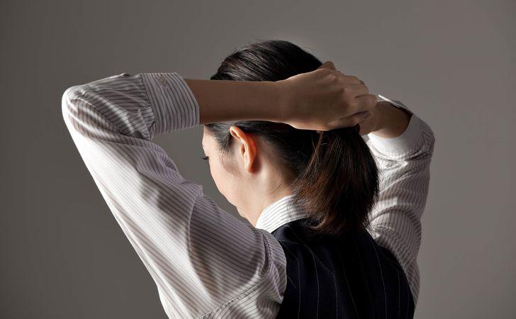 牽引性脱毛症も女性に多い症状