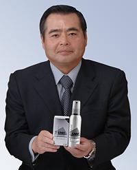 代表取締役社長 阿部 稔